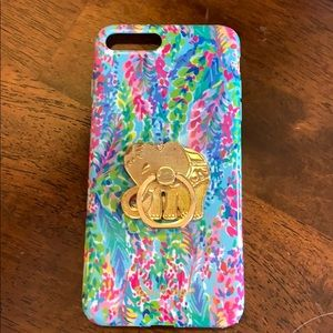 Lilly Pulitzer iPhone 7/8 Plus Case Catch The Wave